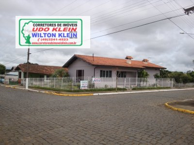 Casa Alvenaria à Venda, Centro - Curitibanos/SC